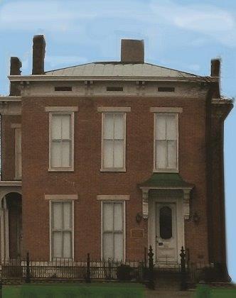 Banks_House scrim rental
