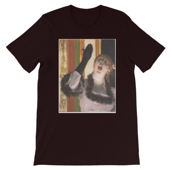 Degas Singer T