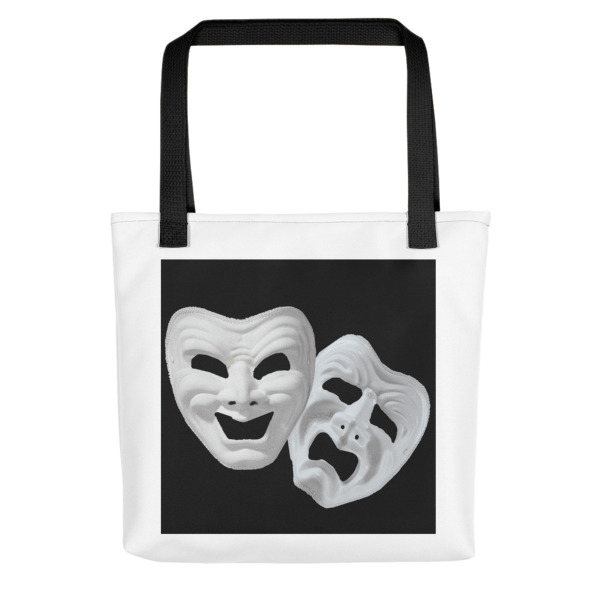 Theatre Masks Bag