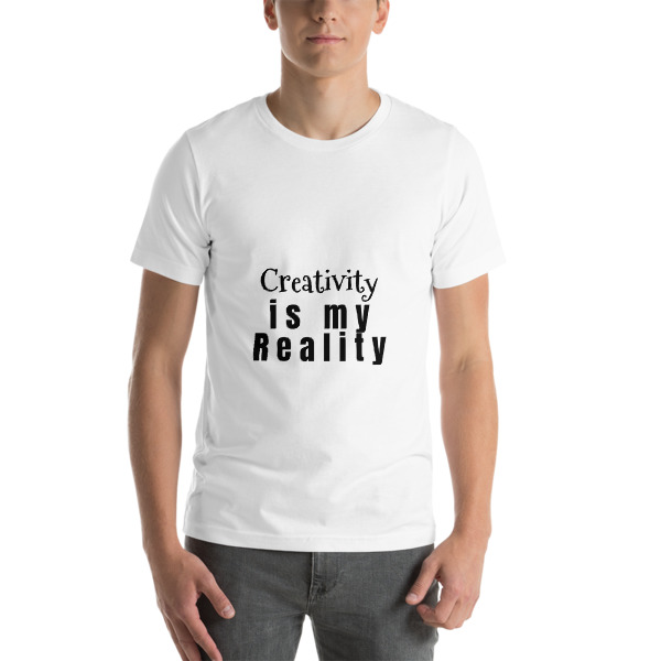Creativity is my Reality T