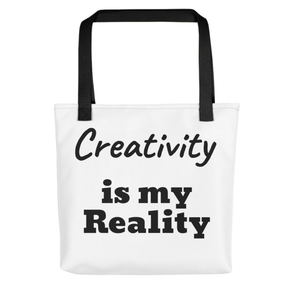 Creativity is my Reality Bag