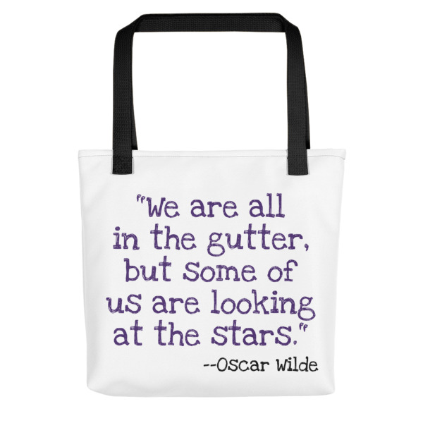 Quote About Gutters & Stars